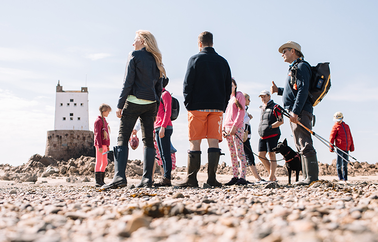 Staying Leisure Visitors to Jersey up 16% in 2017